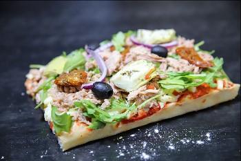 Pizza au thon Deliozo Al Taglio