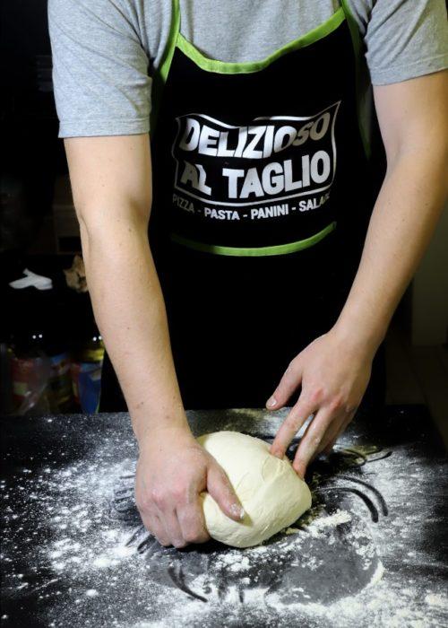 Pizzaiolo Delizioso al taglio 641